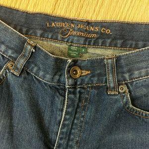 Women's Ralph Lauren jeans size 8 30x31 pre-owned
